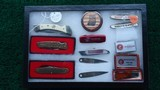 13 PIECE WINCHESTER KNIVES AND TOOLS COLLECTION