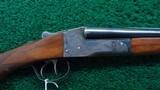 LEFEVER NITRO SPECIAL 410 SHOTGUN