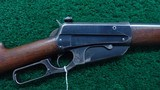 WINCHESTER MODEL 1895 IN CALIBER 35 WCF - 1 of 24