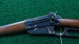 WINCHESTER MODEL 1895 IN CALIBER 35 WCF - 2 of 24