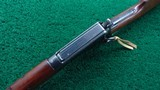 """WINCHESTER 1895 SRC 30 ARMY CALIBER WITH """"C.S.P."""" MARKING - 4 of 21"""