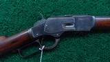 WINCHESTER MODEL 1873 RIFLE IN 32 WCF
