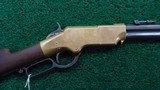 UNION PACIFIC RAILROAD MARKED HENRY RIFLE