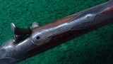 SINGLE SHOT F. ULM ROOK RIFLE IN CALIBER 7.65MM - 8 of 23