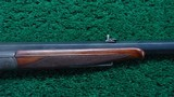 SINGLE SHOT F. ULM ROOK RIFLE IN CALIBER 7.65MM - 5 of 23