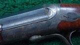 SINGLE SHOT F. ULM ROOK RIFLE IN CALIBER 7.65MM - 15 of 23