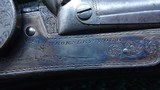 DOUBLE BARREL PERCUSSION RIFLE MADE BY HORSLEY OF YORK - 16 of 23