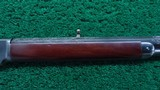 VERY RARE 1873 1ST MODEL RIFLE WITH SPECIAL ORDER 32 INCH BARREL AND FACTORY ENGRAVED - 5 of 25