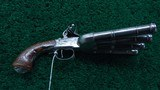 A VERY FINE PAIR OF ENGLISH MADE DUCK-FOOT FLINTLOCK PISTOLS MARKED COLLIS OF OXFORD - 6 of 13