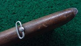 WINCHESTER MODEL 1892 SPECIAL ORDER SHORT RIFLE IN 44 WCF - 16 of 21