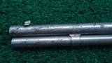 WINCHESTER MODEL 1892 SPECIAL ORDER SHORT RIFLE IN 44 WCF - 14 of 21