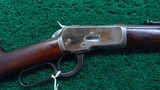 WINCHESTER MODEL 1892 TRAPPER WITH 14 INCH BARREL IN CALIBER 44-40 - 1 of 20