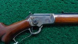 MARLIN MODEL 39 LEVER ACTION TAKEDOWN RIFLE