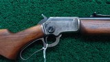 MARLIN MODEL 39A LEVER ACTION RIFLE - 1 of 20