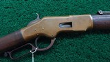 WINCHESTER MODEL 1866 SPORTING RIFLE IN CALIBER 44 RF