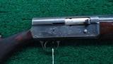 REMINGTON MODEL 11D PEERLESS SHOTGUN