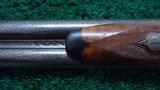 BEAUTIFUL ANTIQUE CHARLES DALY DIAMOND GRADE SxS 12 GAUGE SHOTGUN - 13 of 25