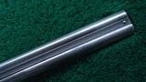 BEAUTIFUL ANTIQUE CHARLES DALY DIAMOND GRADE SxS 12 GAUGE SHOTGUN - 4 of 25