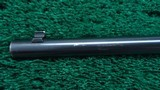 WINCHESTER MODEL 69A BOLT ACTION RIFLE - 12 of 19