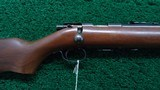 WINCHESTER MODEL 69A BOLT ACTION RIFLE