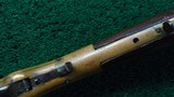 WINCHESTER 1866 4TH MODEL OCTAGON BARREL RIFLE - 9 of 19