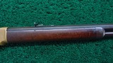 WINCHESTER 1866 4TH MODEL OCTAGON BARREL RIFLE - 5 of 19