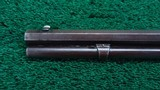WINCHESTER 1866 4TH MODEL OCTAGON BARREL RIFLE - 12 of 19