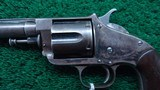 RARE FOREHAND & WADSWORTH SINGLE ACTION ARMY REVOLVER - 7 of 12