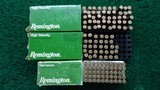 133 ROUNDS OF REMINGTON 22 HORNET SOFT POINT & HOLLOW POINT AMMO - 4 of 7