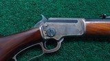 MARLIN MODEL 39 LEVER ACTION RIFLE IN CALIBER 22 LR
