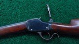 WINCHESTER HI-WALL RIFLE IN CALIBER 38-55 - 2 of 20