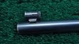 WINCHESTER MODEL 1885 LO-WALL SINGLE SHOT RIFLE IN CALIBER 25-20 SINGLE SHOT - 14 of 22