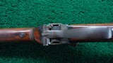 SHARPS MODEL 1874 SPORTING RIFLE IN CALIBER 40-70 - 12 of 24