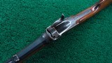 SHARPS MODEL 1874 SPORTING RIFLE IN CALIBER 40-70 - 4 of 24