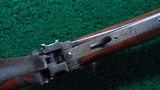 SHARPS MODEL 1874 SPORTING RIFLE IN CALIBER 40-70 - 10 of 24