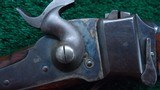SHARPS MODEL 1874 SPORTING RIFLE IN CALIBER 40-70 - 8 of 24