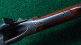SHARPS MODEL 1874 SPORTING RIFLE IN CALIBER 40-70 - 9 of 24