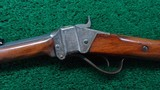 SHARPS MODEL 1874 SPORTING RIFLE IN CALIBER 40-70 - 2 of 24