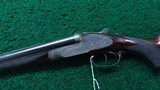 400 EXPRESS DOUBLE RIFLE BY LANG & HUSSEY OF LONDON - 2 of 25