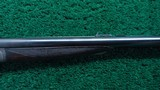 400 EXPRESS DOUBLE RIFLE BY LANG & HUSSEY OF LONDON - 5 of 25