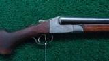 LEFEVER NITRO SPECIAL SXS 16 GAUGE SHOTGUN