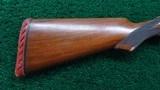 ITHACA LEWIS MODEL 12 GAUGE SxS SHOTGUN - 18 of 20