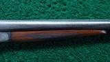 ITHACA LEWIS MODEL 12 GAUGE SxS SHOTGUN - 5 of 20