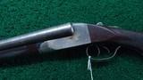 ITHACA FLUES DOUBLE BARREL 12 GAUGE SHOTGUN - 2 of 18
