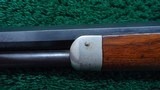VERY FINE WHITNEYVILLE ARMORY KENNEDY RIFLE IN CALIBER 44-40 - 13 of 21