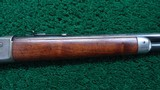 WINCHESTER 1886 LIGHT WEIGHT RIFLE IN CALIBER 33 WCF - 5 of 21