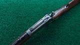 WINCHESTER 1886 LIGHT WEIGHT RIFLE IN CALIBER 33 WCF - 4 of 21