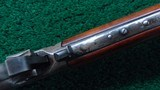 WINCHESTER 1886 LIGHT WEIGHT RIFLE IN CALIBER 33 WCF - 9 of 21
