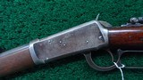 WINCHESTER MODEL 1894 RIFLE IN CALIBER 32-40 - 2 of 21