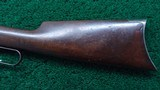 WINCHESTER MODEL 1892 RIFLE IN 32-20 - 16 of 20